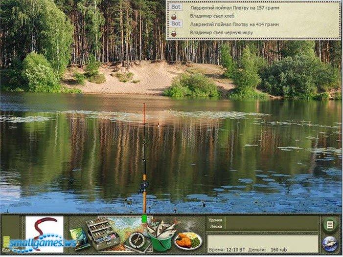 Рыбалка торрент 10 русская игру
