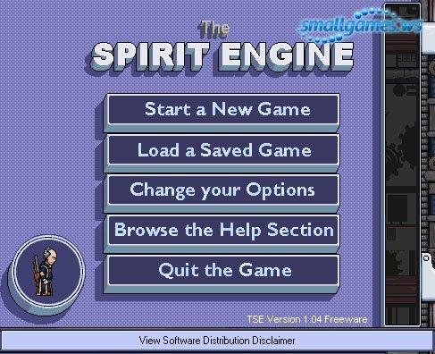 The Spirit Engine