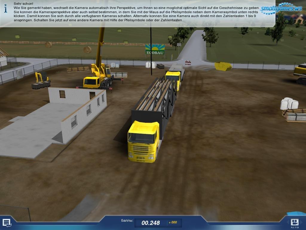 Скачать игру автокран симулятор через торрент