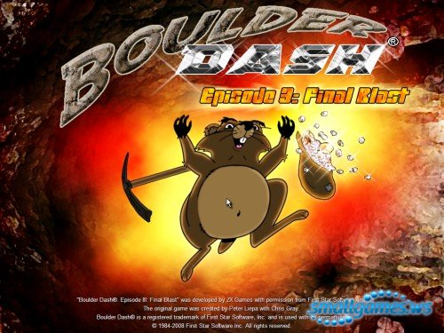 Boulder Dash: Episode III. Final Blast