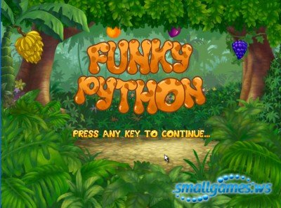 Funky Python