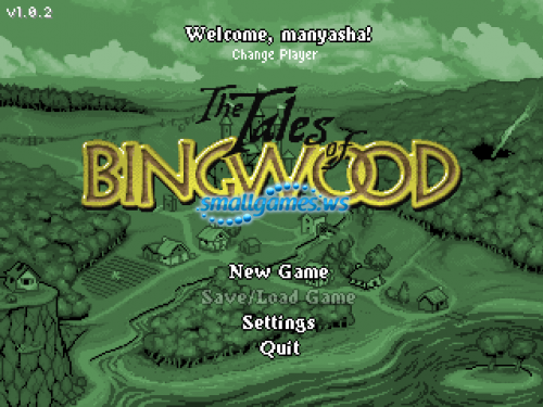The Tales of Bingwood: To Save a Princess