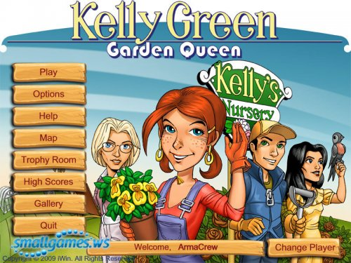 Kelly Green - Garden Queen