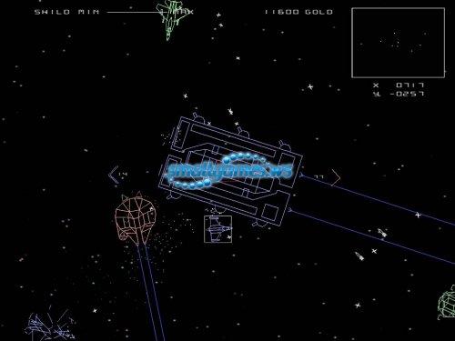 Line Space Wars