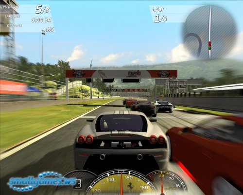Ferrari Virtual Race