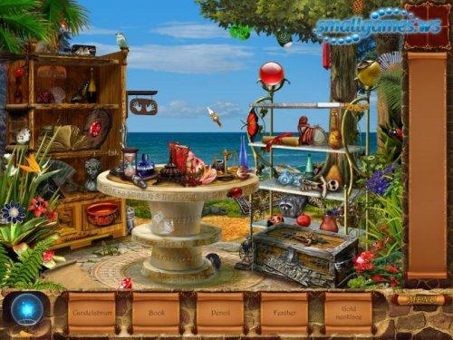 Mysteries of Magic Island