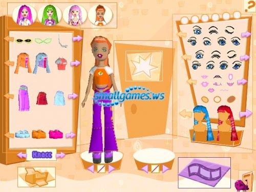 Как она выглядит (виртуальная кукла)