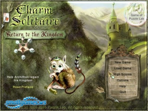 Charm Solitaire: Return to the Kingdom / Магический пасьянс: возвращение в королевство