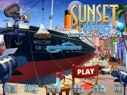 Sunset Studio 2. Love On The High Seas [FINAL]