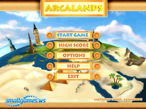 ArcaLands