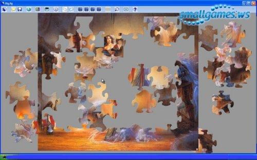 BigJig (+ руссификатор + 384 картинки)