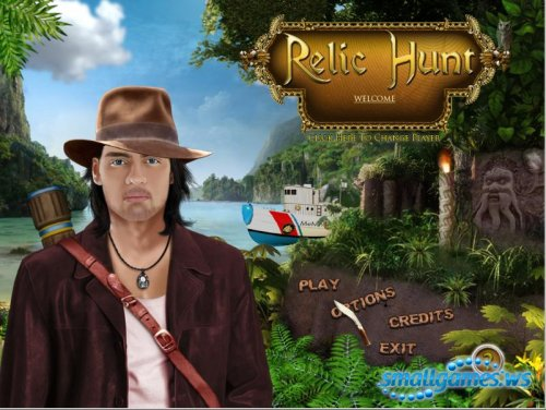 Relic Hunt The Mystery Unleashed