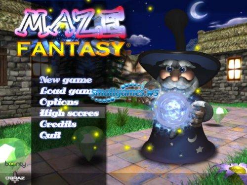 Maze Fantasy