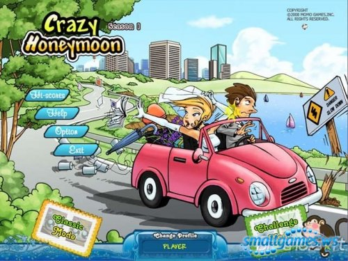 Crazy Honeymoon: Season I