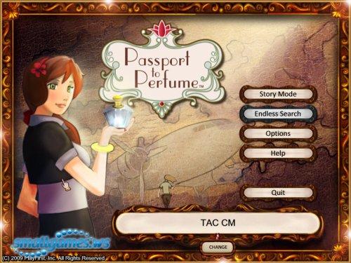 Passport to Perfume™
