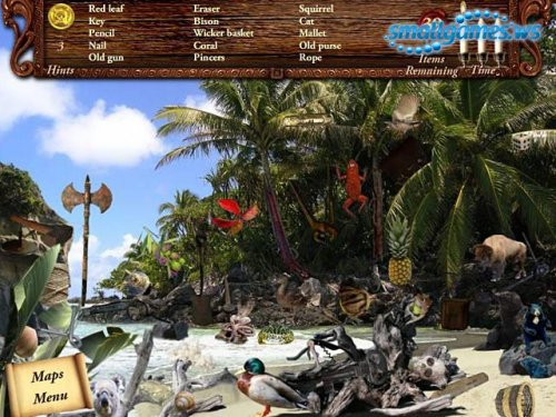 Lost Secrets - Caribbean Explorer Secrets of the Sea