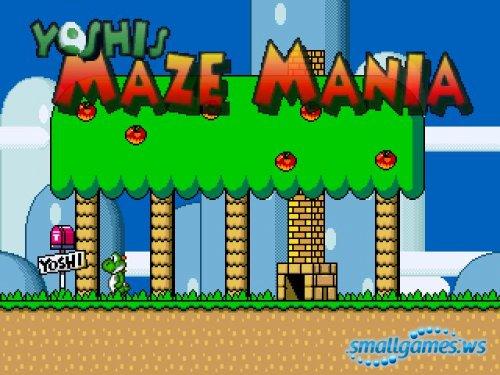 Yoshis Maze Mania