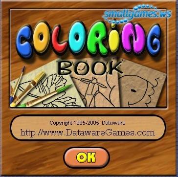Игру раскраска на java