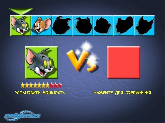 Игра том и джерри полная версия как снимали сумерки 1 часть видео
