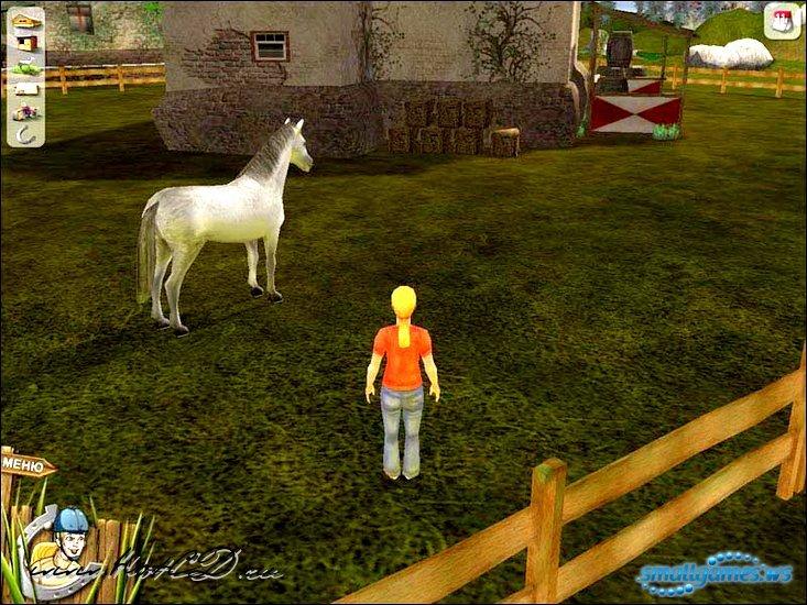 Игра симулятор лошади скачать бесплатно