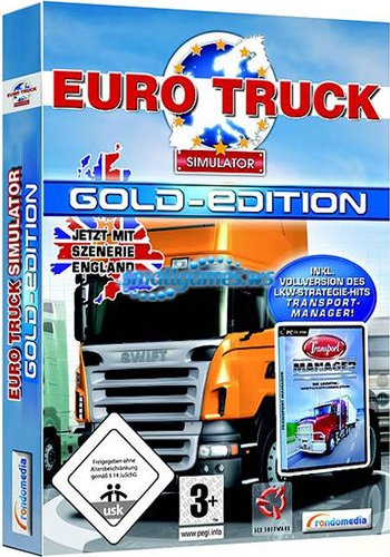 Euro Truck Simulator Gold Edition v.1.2.