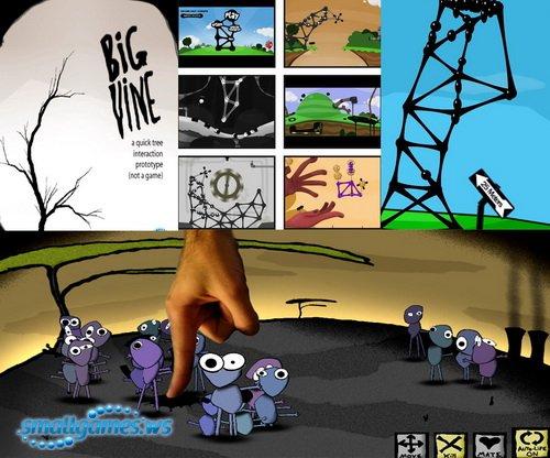 Сборник мини-игр от Kyle Gabler