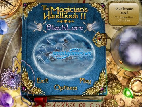 The Magicians Handbook II: Black Lore