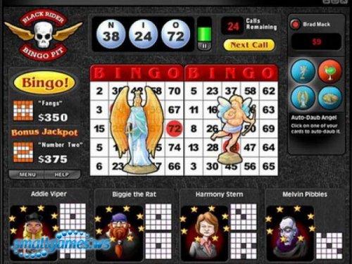 Saints and Sinners Bingo (Portable)