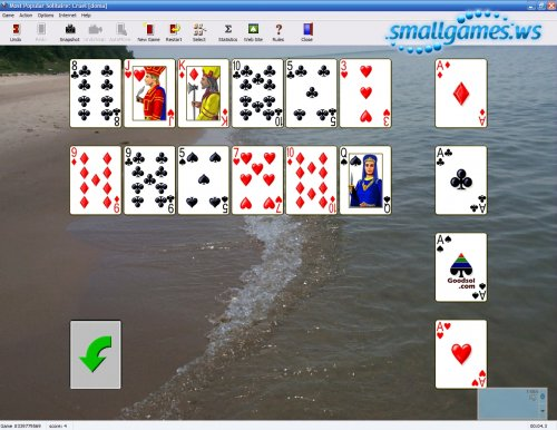 Most Popular Solitaire v2.0