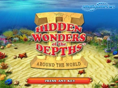 Hidden Wonders of the Depths 2: Around The World