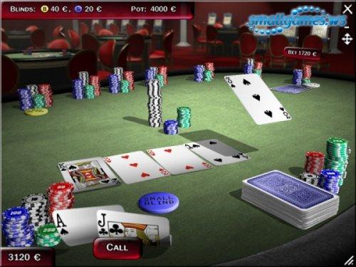 Texas Hold'em Poker 3D