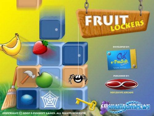Fruit Lockers/Фруктовое путешествие