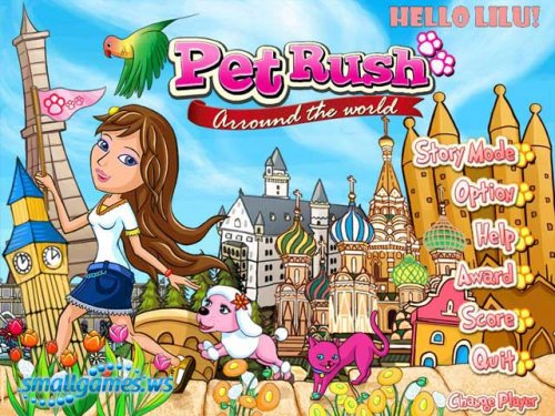 Pet Rush: Around the World