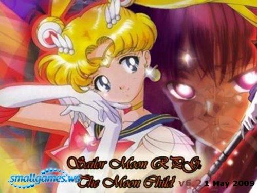 Sailor Moon: The Moon Child