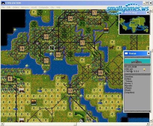 Sid Meier's Civilization I - Windows Version