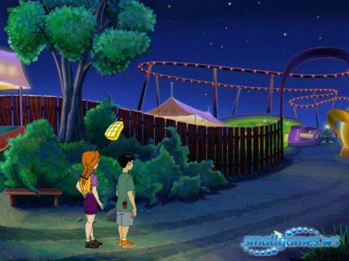 Следопыты - Тайна заброшенного Луна-Парка