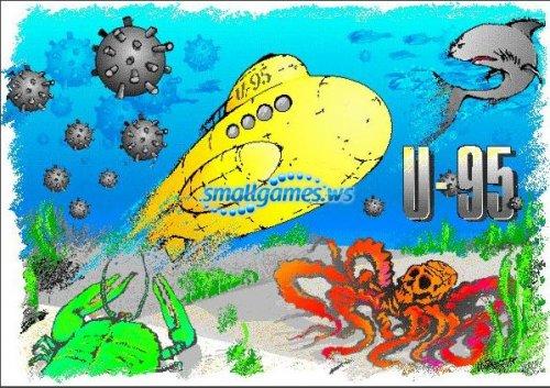 Подводная лодка u 95 скачать игру
