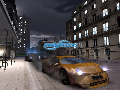 Такси 3 - Безумный Экстрим