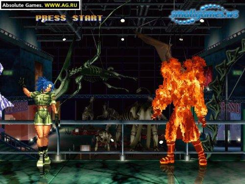 Бойцовский клуб / King of Fighters - Evolution