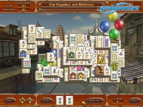 Mah Jong Quest 2 - Kwazi's Quest For Balance