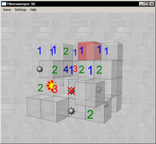 Minesweeper3D