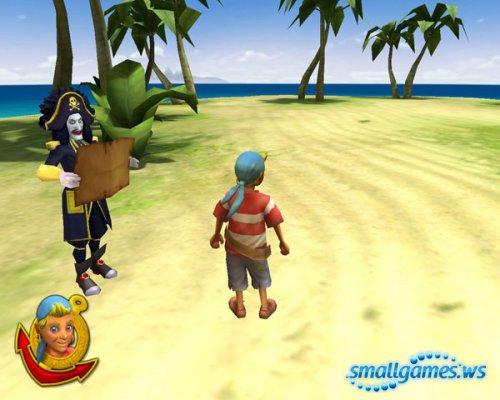 Капитан Саблезуб 2 - Тайна Проклятого Сокровища