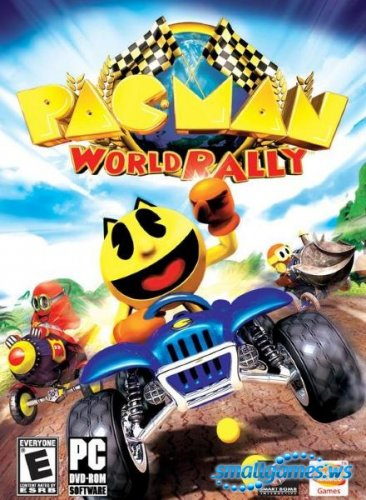 Pac-Man World Rally