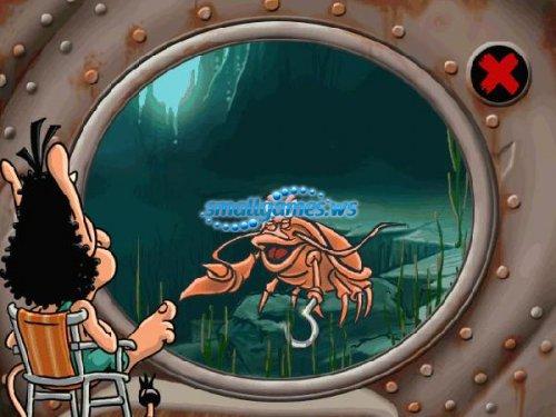 Кузя. Подводное сафари