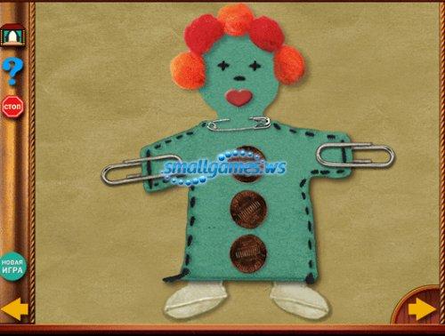 Маленький Искатель в Кукольном Театре