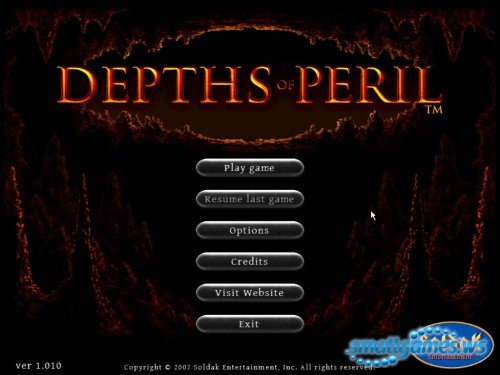 Depths Of Peril (Portable)