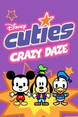 Disney Cuties Crazy Daze