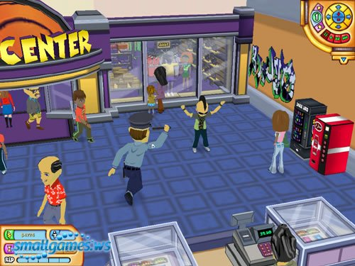 Mall Tycoon 3 [RUS]