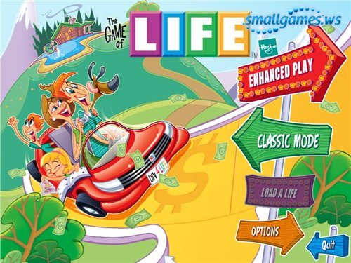 The Game of Life Deluxe