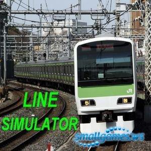 Line simulator / Симулятор электрички